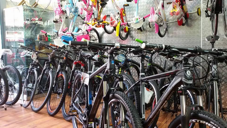 Biciclette a Catania Curulli