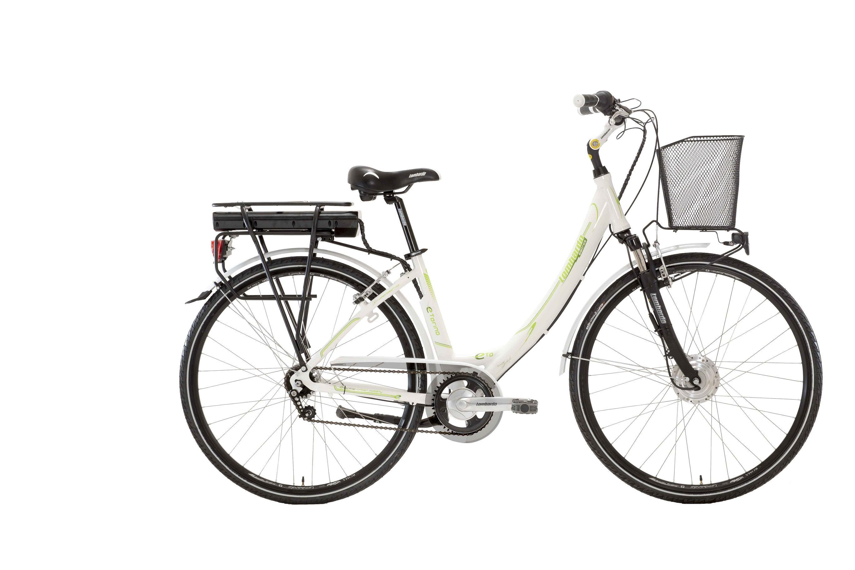 Bicicletta Elettrica Lombardo Viterbo